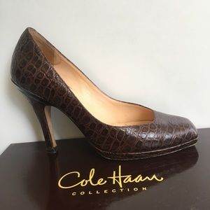 Cole Haan Nike Air Carma Pumps - Size 6.5